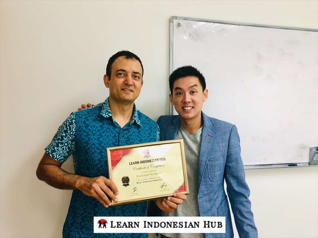 Learn Indonesian Singapore